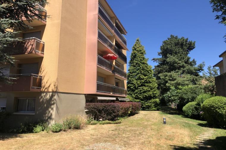 BELFORT – T4 avec balcons et garage