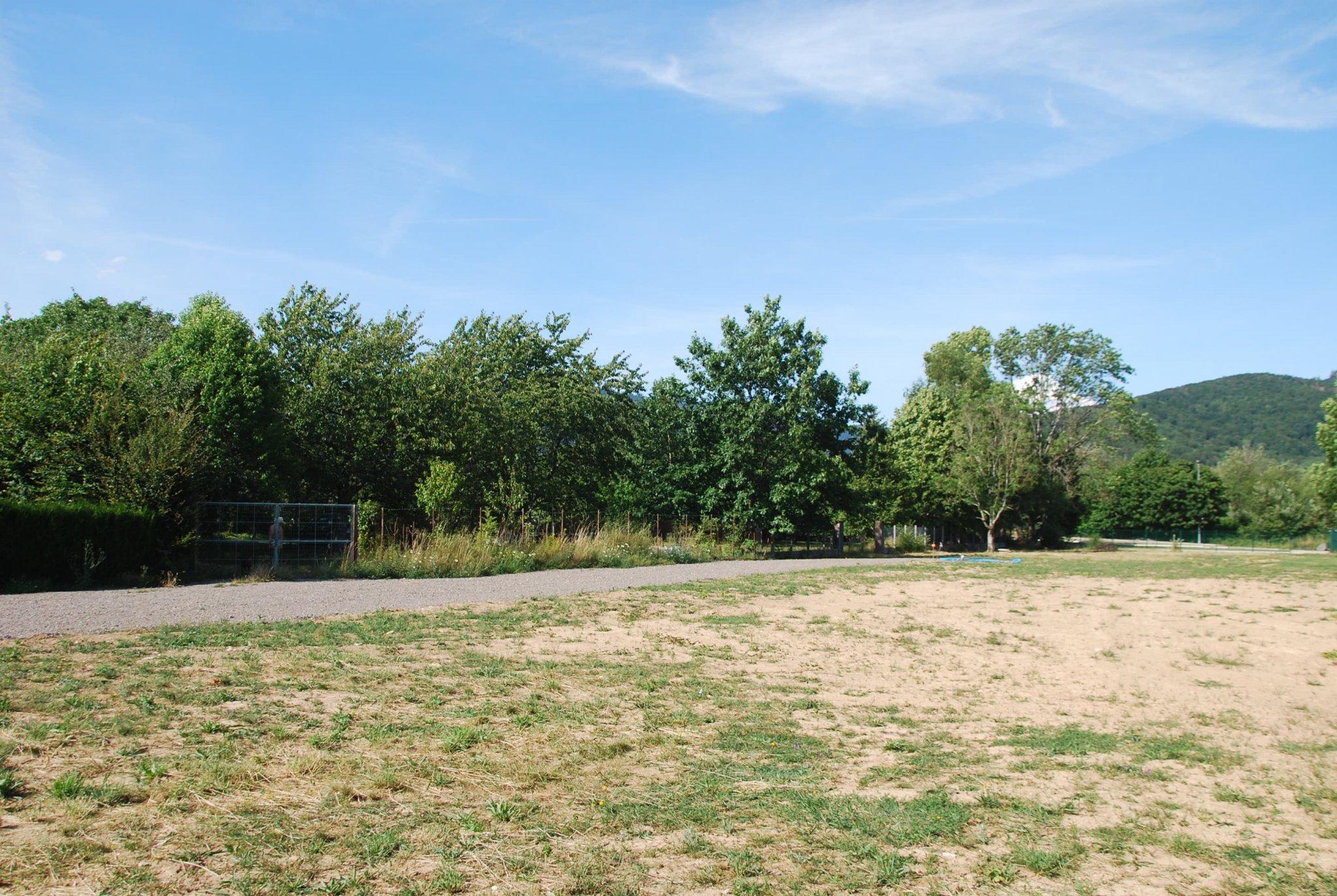 Terrain plat de 1000 m2 viabilisé – Giromagny