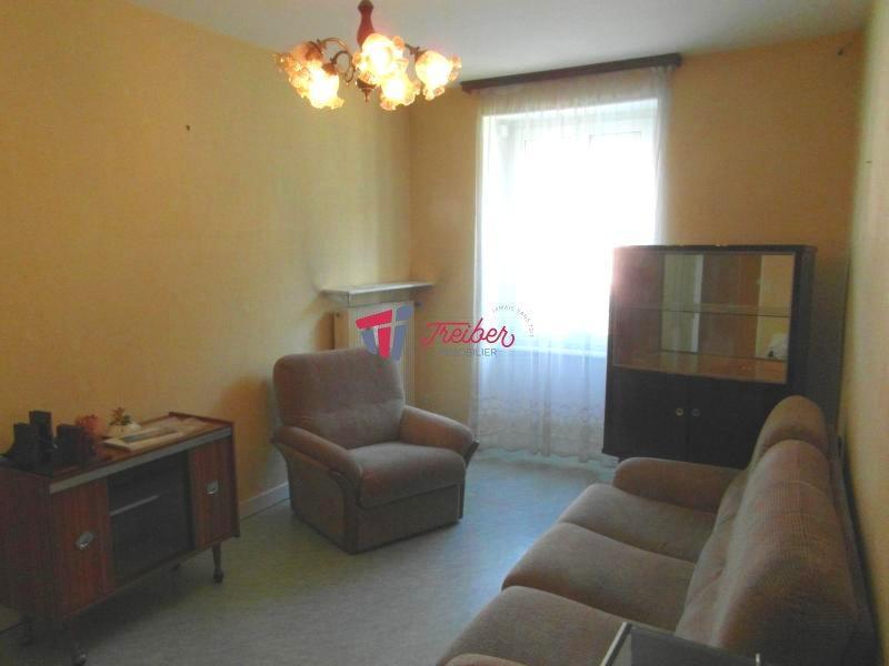 Appartements Bavilliers Lot de deux appartements unT2 et un T3 + 2 à créer dans des combles de 110