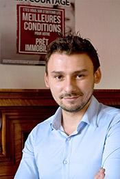Pierre BEURRIER ROCA négociateur immobilier