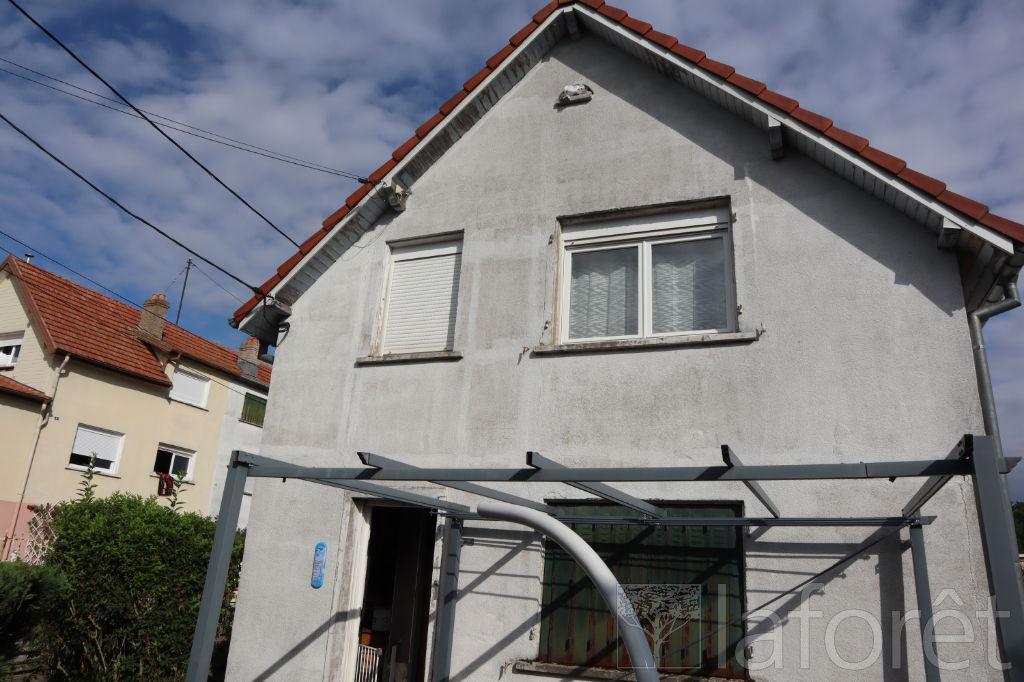 Maison Beaucourt 76 m2