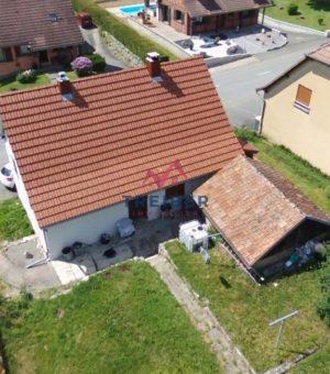 À Réchésy (90), Maison de 121m2 sur 10.28 ares de terrain