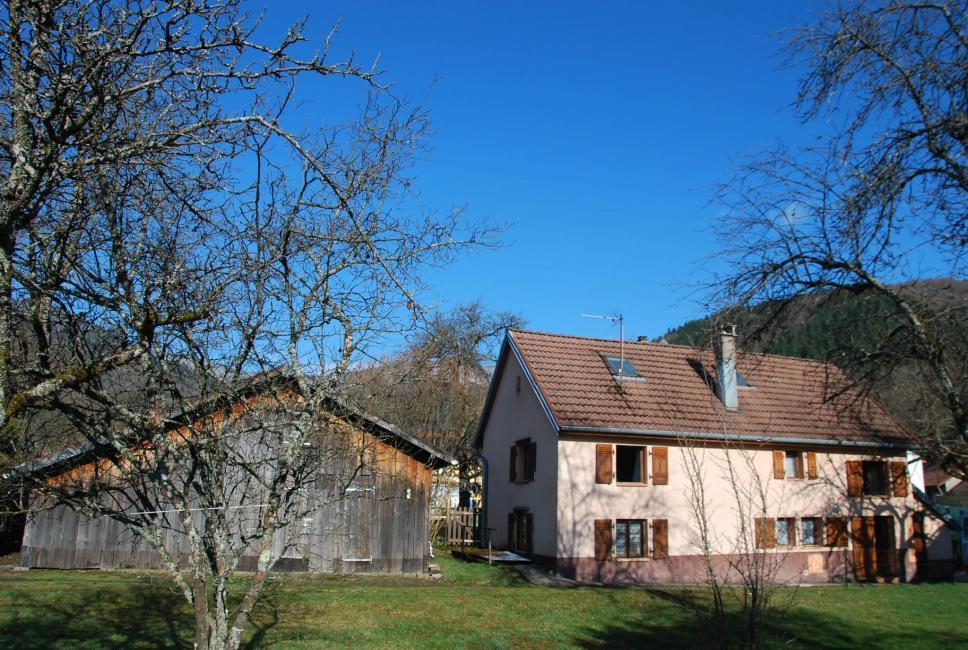 maison à rénover Giromagny exclusivité