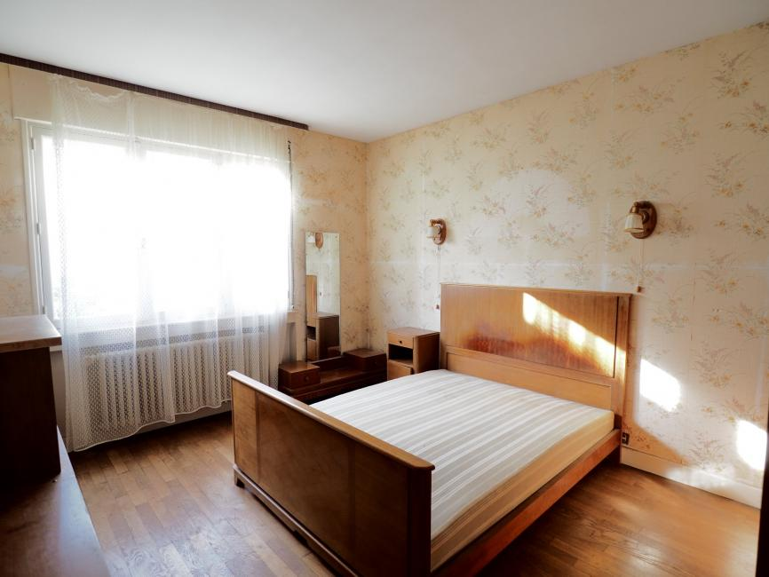 EXCLUSIF Secteur VALDOIE – Maison plain-pied + combles aménageables sur sous-sol complet