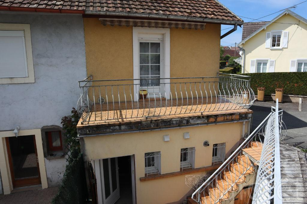 Maison Chatenois Les Forges 4 pièce(s) 73 m2