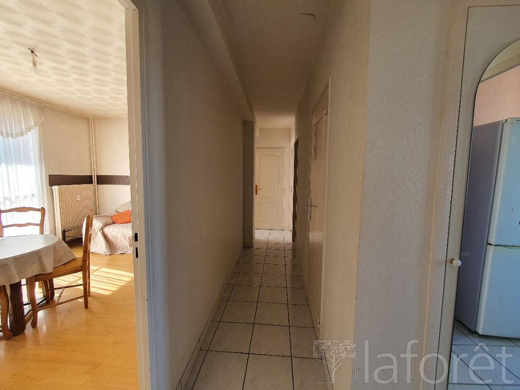 Appartement Belfort 3 pièce(s) 56.25 m2
