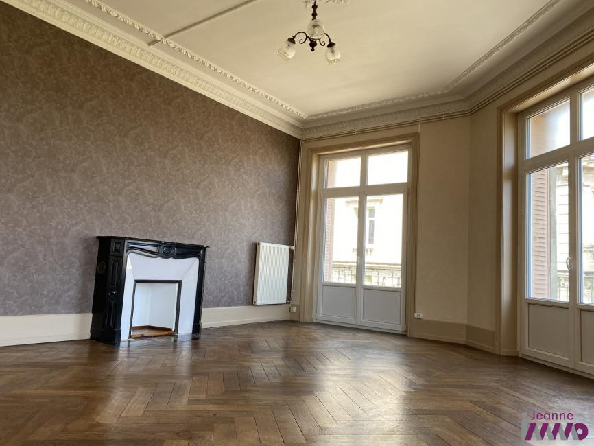 BELFORT Vieille Ville – Appartement 136m² VENDU EN 1 JOURNEE