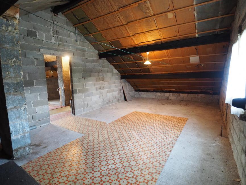 Exclusif Giromagny – maison de plain-pied avec combles aménageable